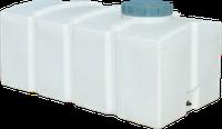 Емкость горизонтальная прямоугольная 750 литров