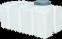 Емкость горизонтальная прямоугольная 500 литров н