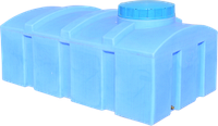 Емкость горизонтальная прямоугольная 1000 литров н