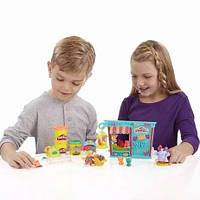 Play-Doh Игровой набор город Зоомагазин Town Pet Store