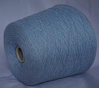 Меринос  с кашемиром Filati Gruppo Filpucci Industrie 70% меринос, 30% кашемир col 203 700 m голубой, фото 1