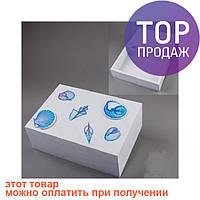 Деревянная шкатулка Морская / шкатулка для украшений