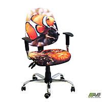 Крісло Бридж Хром Дизайн №6 Рибка