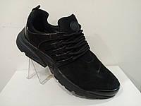 Мужские кроссовки Nike Air Presto чёрные