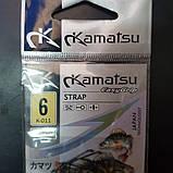 Крючки Kamatsu Strap 6, фото 2