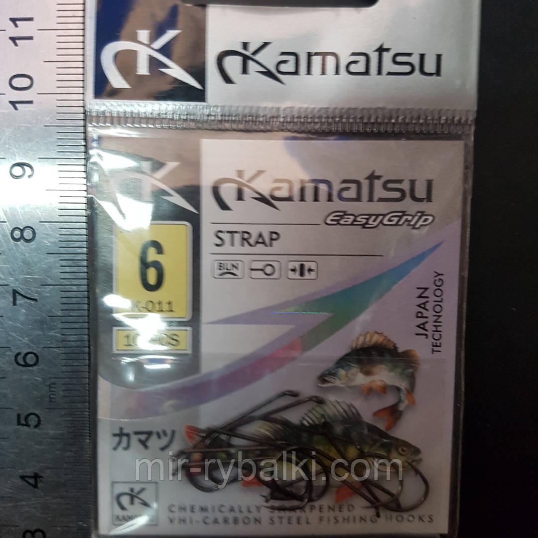 Крючки Kamatsu Strap 6