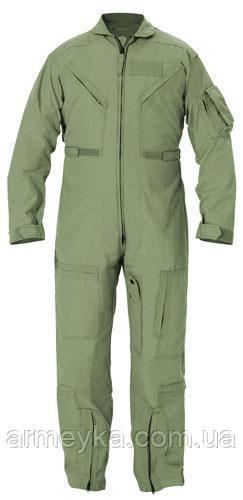 Огнеупорный летный комбинезон CWU-27/P, Sage green. НОВЫЙ. USA, оригинал.
