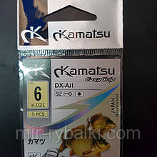 Гачки Kamatsu DX-AJL 6