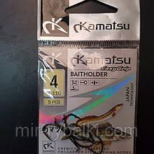 Гачки Kamatsu Baitholder 4