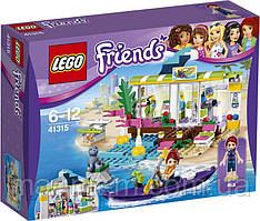 Конструктор LEGO Friends Сёрф-станция (41315)