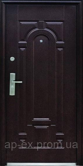 Дверь входная Стандарт TP-C  17  Минвата - APEX-ваш ONLINE-магазин. в Днепре