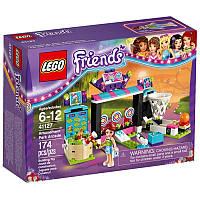 Конструктор LEGO Friends Парк развлечений: игровые автоматы (41127)