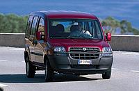 Силовые обвесы Fiat Doblo с 2001-2005 г., кенгурятники и пороги