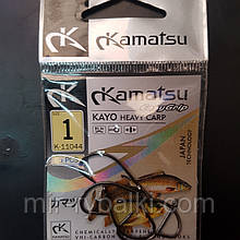 Гачки Kamatsu Kayo heavy carp 1