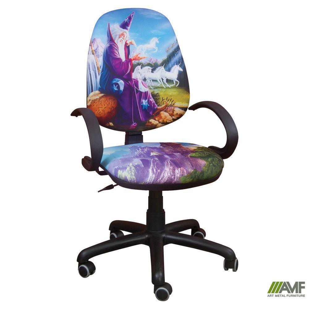 Кресло Поло 50/АМФ-5 Дизайн №12 Волшебник