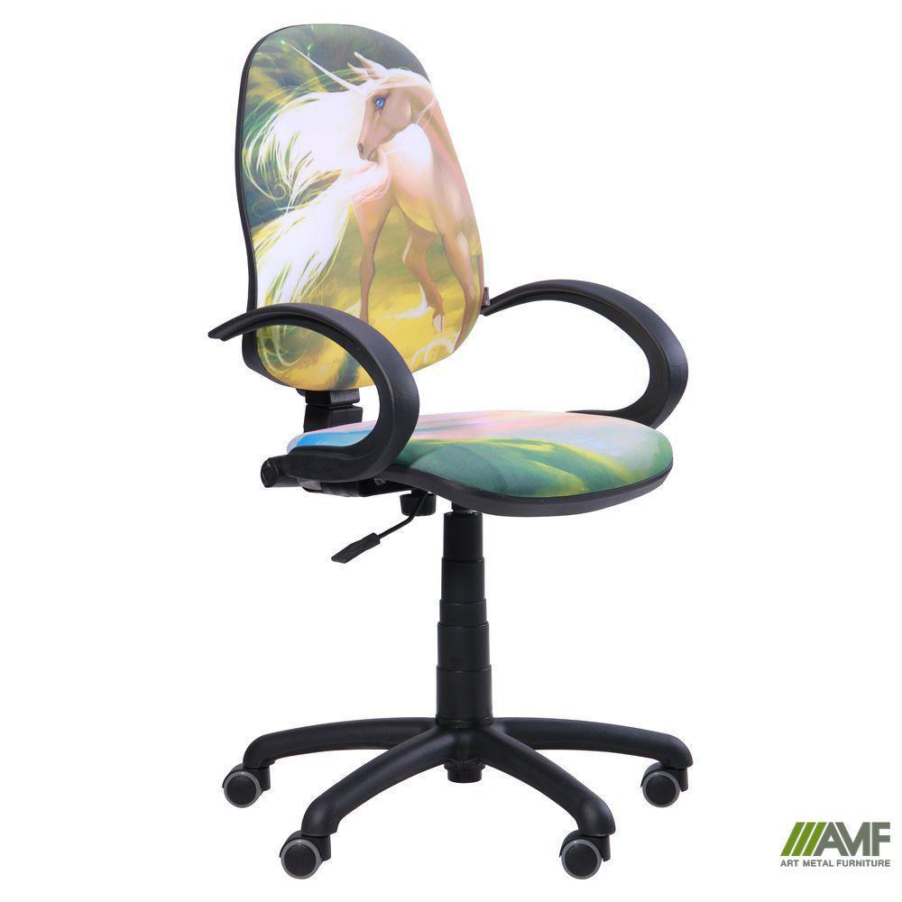 Кресло Поло 50/АМФ-5 Дизайн №13 Единорог
