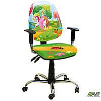 Кресло Бридж Хром Дизайн №15 Принцесса