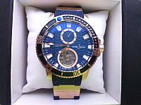 Часы Ulysse Nardin Maxi Marine Diver Tirbion UN 59 (копия)