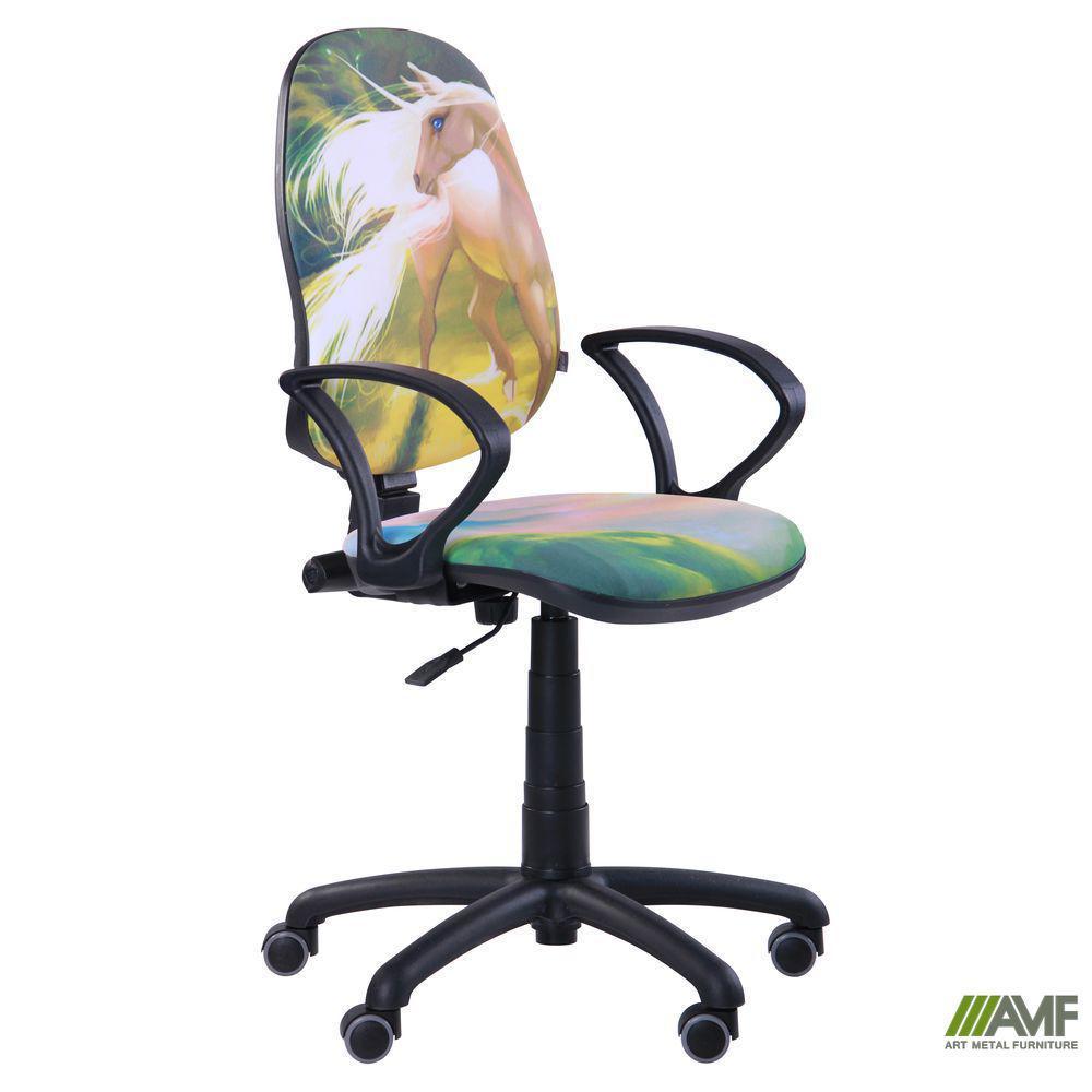 Кресло Поло 50/АМФ-4 Дизайн №13 Единорог