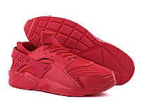 Красные мужские кроссовки