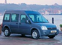 Силовые обвесы Ford Connect (Tourneo) с 2002-2006 г., кенгурятники и пороги
