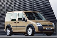 Силовые обвесы Ford Connect (Tourneo) с 2006-2009 г., кенгурятники и пороги