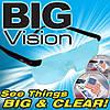 Увеличительные очки Big Vision 160% Биг вижн, очки лупа, 1001879, Увеличительные очки Big Vision 160%, очки big vision, очки big vision фото, очки big