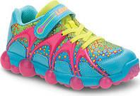 Кроссовки детские светящиеся Stride Rite Leepz Light Up Sneaker 35 размера