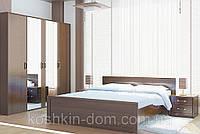 Спальня Сон Gerbor орех (4 элемента, модульная система)