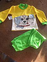 Пижама детская  1-5  лет купить  оптом. , фото 1