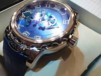 Часы Ulysse Nardin 28,800 V\h синие 189 (копия)