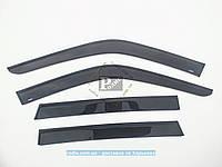 Дефлекторы окон DAEWOO Nexia Седан 1994 (на скотче) ветровики
