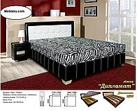 Кровать с подъемным механизмом Дипломат 2 х 1,4