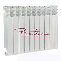 Радиатор отопления биметаллический  Bertone B500 582х80х96
