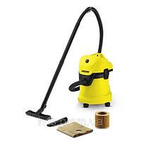 Пылесос сухой и влажной уборки Karcher WD 3