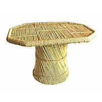 Стол плетеный (82х52х58 см)