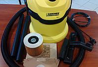 Пылесос сухой и влажной уборки Karcher WD 2