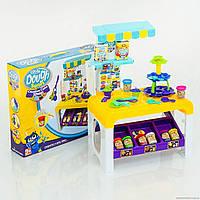Детский набор для лепки 8726 (8) 41 детали, в коробке