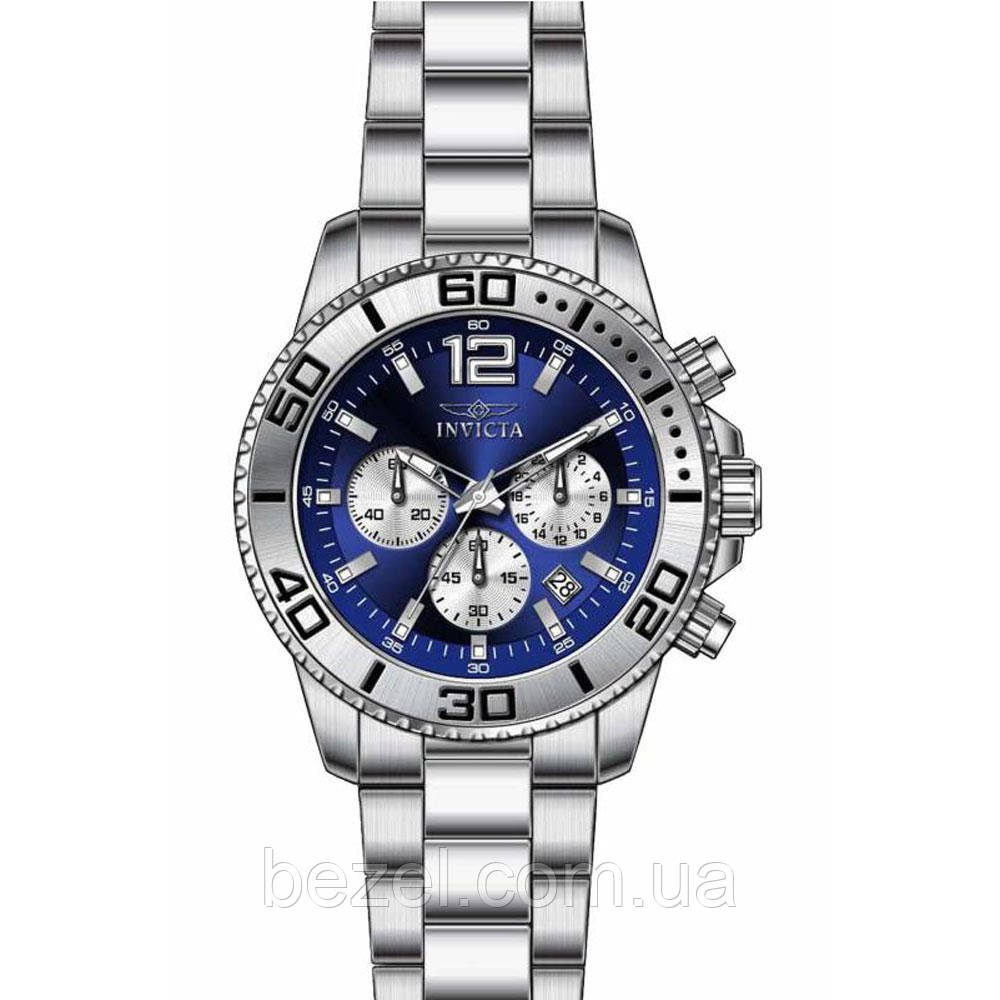 Мужские часы Invicta Pro Diver 17397 Инвикта кварцевые водонепроницаемые часы