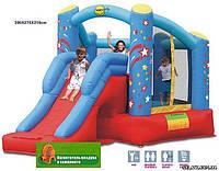 Детский коммерческий надувная горка батут игровой центр Космос