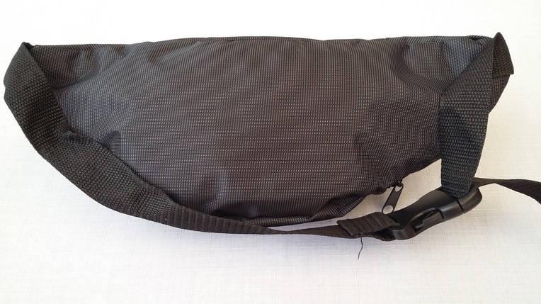 Поясная сумка молодежная черного цвета, Puma, фото 2