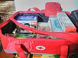Сумка швидкої допомоги МНС 500x250x200 без наповнення, фото 2