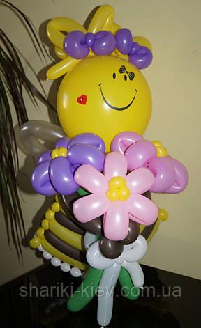 Девочка феечка с букетом Ромашек на День рождения, фото 2