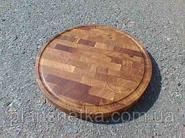 Доска деревянная для пиццы 310 мм