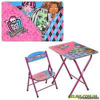Детский столик DT 19 Monster High