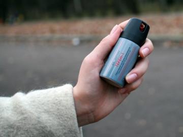 Газовый баллончик для самозащиты
