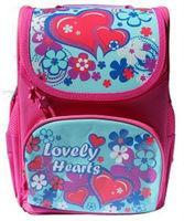 Ранец детский ортопедический Willy WL-852 Lovely hearts + спиннер в подарок!!!