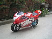 Детский спортивный мотоцикл HL-G29E 250W 24V красный