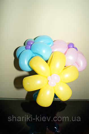 Букет из шариков Ромашки  на День рождения , фото 2