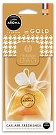 Освежитель Aroma Car Prestige fresh bag ♨ аромат gold